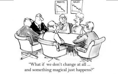 Waarom reorganisaties falen